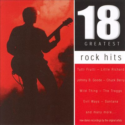 Rock Hits: 18 Greatest