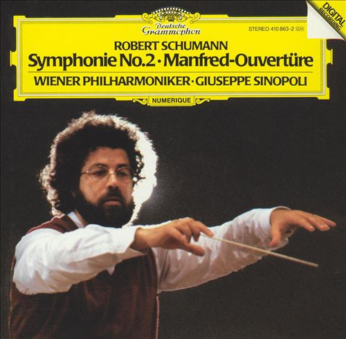 Schumann: Symphonie No. 2; Manfred-Ouvertüre