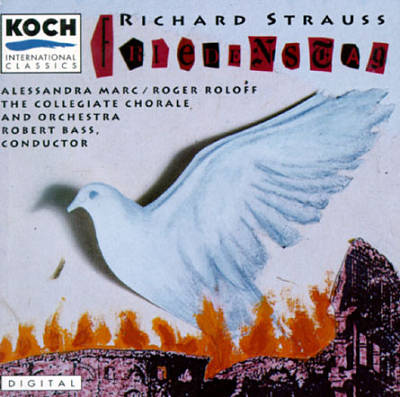 Richard Strauss: Friedenstag