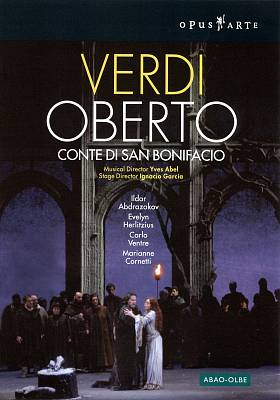 Verdi: Oberto, Conte di San Bonifacio [DVD Video]