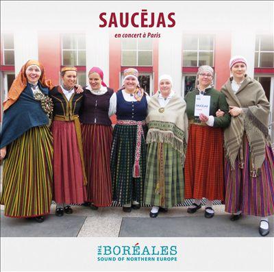Boreales: Chants de Lettonie