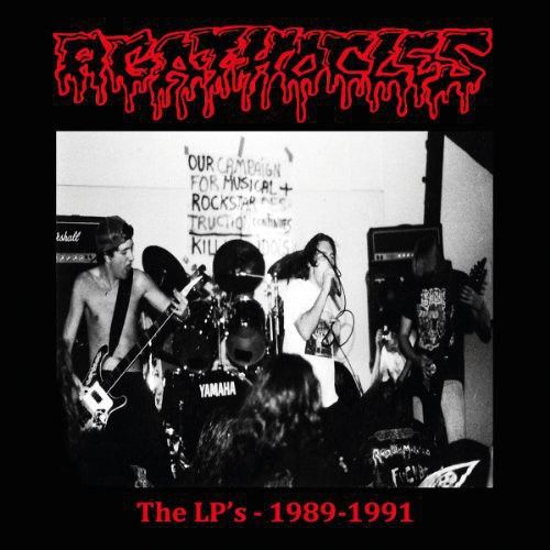 The LPs 1989-1991