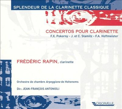 Splendeur de la Clarinette Classique