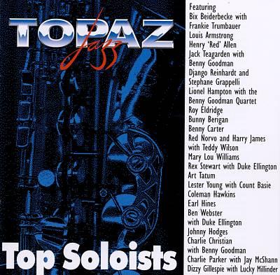 Topaz Jazz: Top Soloists