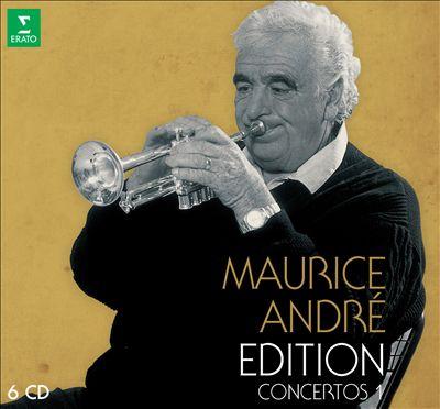 Maurice André Edition: Concertos, Vol. 1