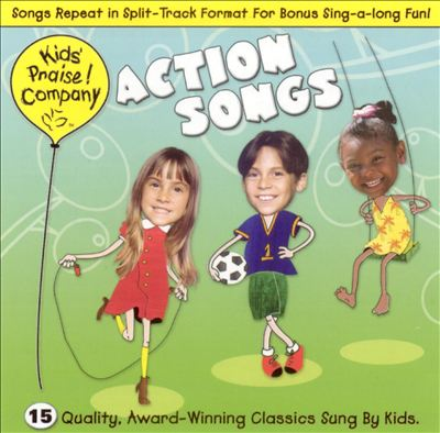 Kids' Praise: Action Songs
