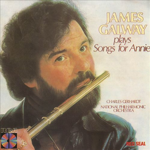 James Galway Plays Songs for Annie
